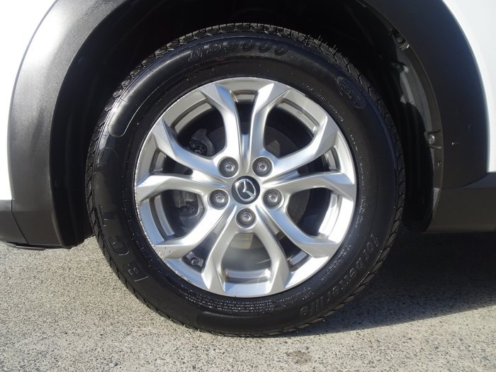 2015 Mazda CX-3 Maxx DK White