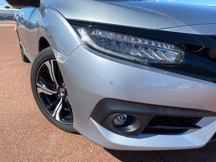 2016 Honda Civic RS 10th Gen MY16 Lunar Silver