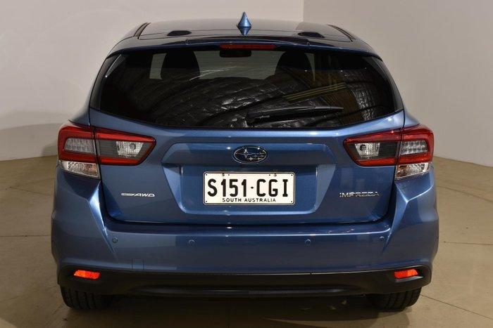 2020 Subaru Impreza 2.0i-S G5 MY20 AWD Quartz Blue