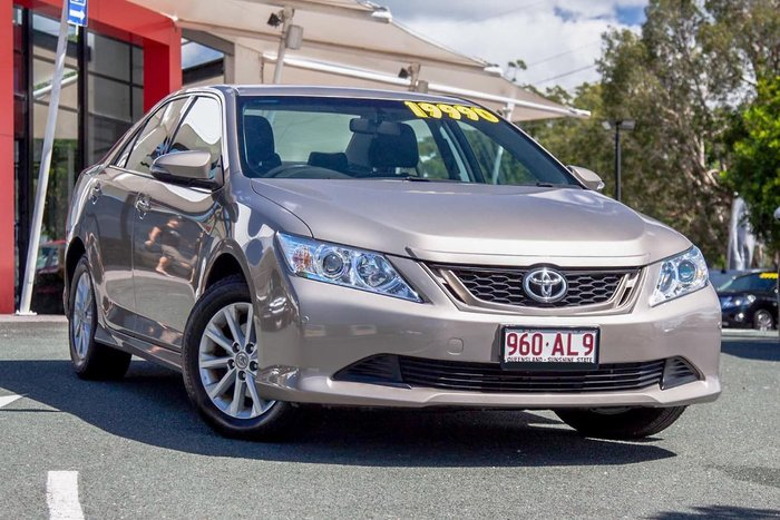 2016 Toyota Aurion AT-X GSV50R Bronze
