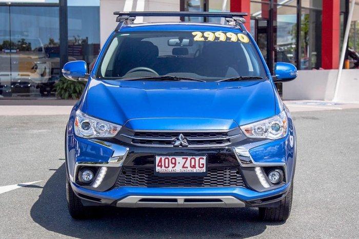 2018 Mitsubishi ASX LS XC MY18 Blue