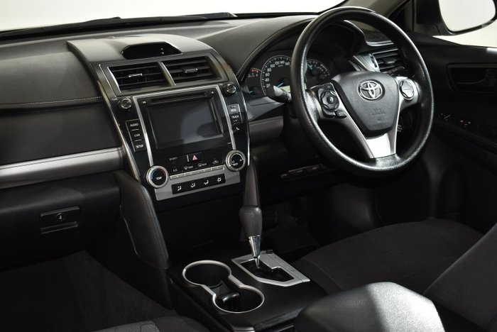 2015 Toyota Camry Altise ASV50R Magnetic Bronze