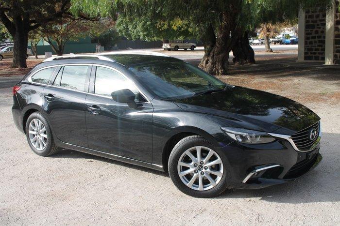 2016 Mazda 6 Touring GJ Series 2 Jet Black