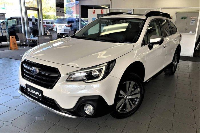 2019 Subaru Outback 2.5i Sports Premium 5GEN MY20 AWD Crystal White