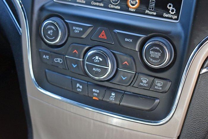 2014 Jeep Grand Cherokee Limited WK MY14 4X4 Dual Range Brilliant Black