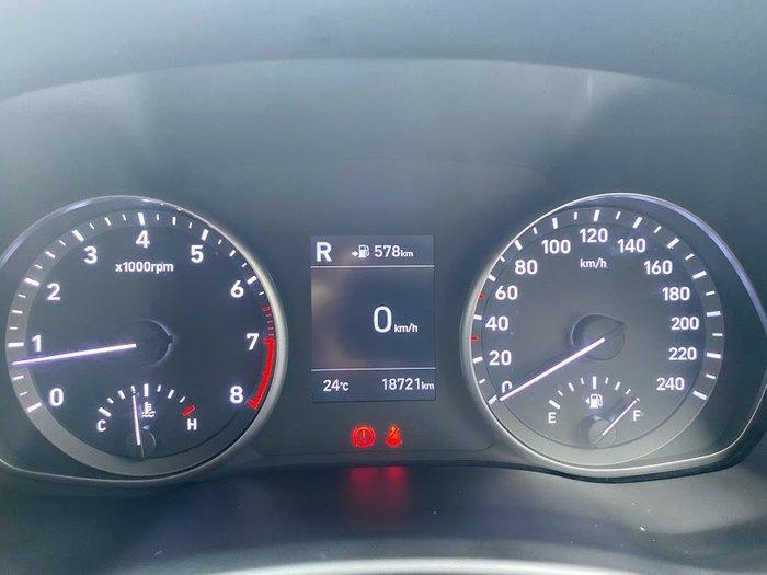 2019 Hyundai i30 Go PD.3 MY20 Dark Grey