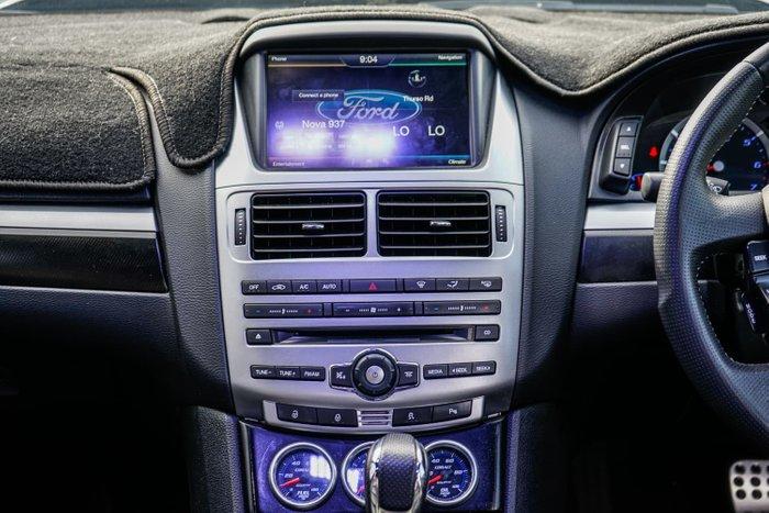 2015 Ford Falcon XR8 FG X Winter White