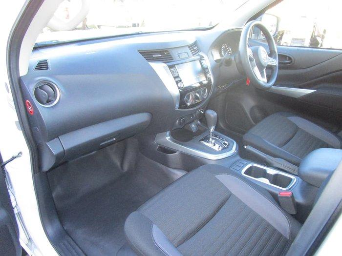 2021 Nissan Navara SL D23 4X4 Dual Range White