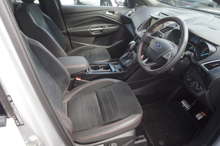 2019 Ford Escape ST-Line ZG MY19.25 AWD Silver