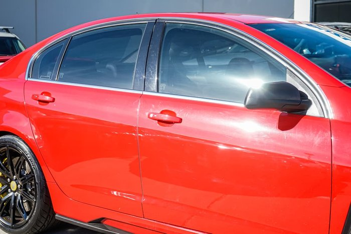 2015 Holden Special Vehicles GTS GEN-F2 MY16 Red