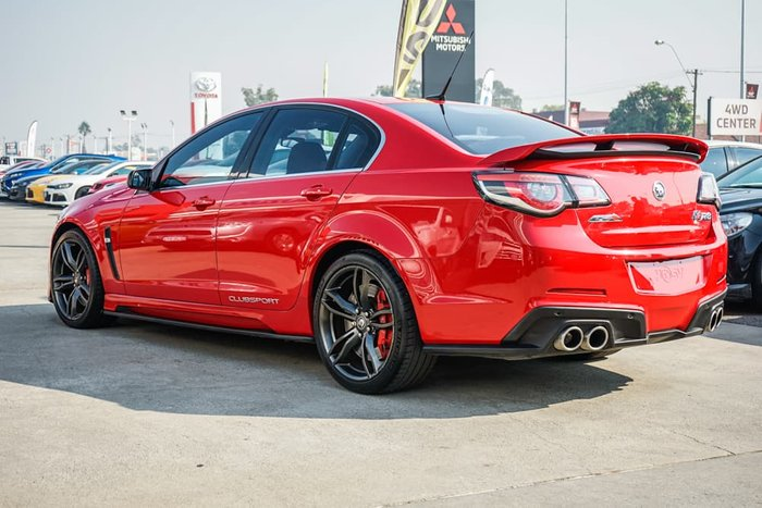 2016 Holden Special Vehicles Clubsport R8 LSA GEN-F2 MY16 Sting