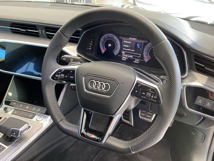 2019 Audi A7 55 TFSI 4K MY19 4X4 On Demand Mythos Black