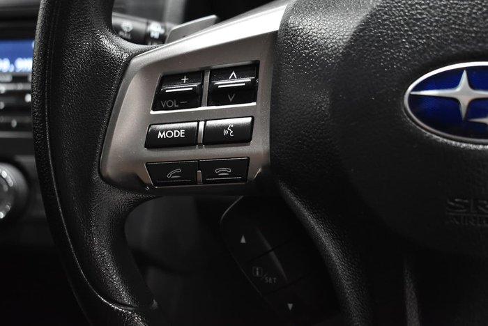 2014 Subaru XV 2.0i G4X MY14 AWD Satin White Pearl