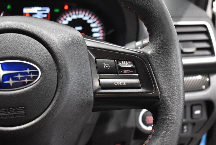 2020 Subaru WRX Premium V1 MY21 AWD Crystal White