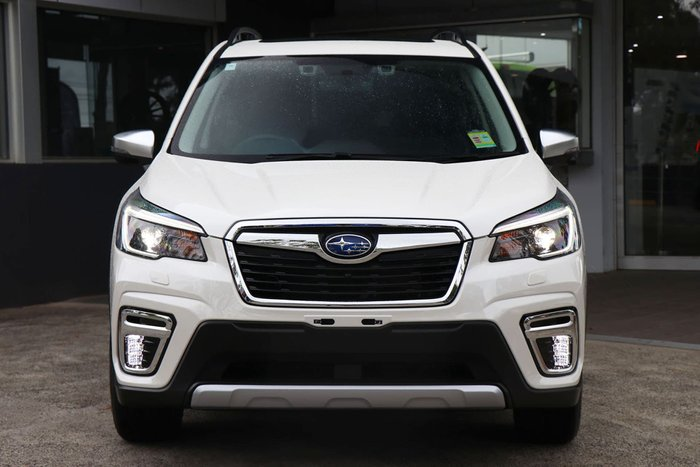 2021 Subaru Forester Hybrid S S5 MY21 AWD Crystal White
