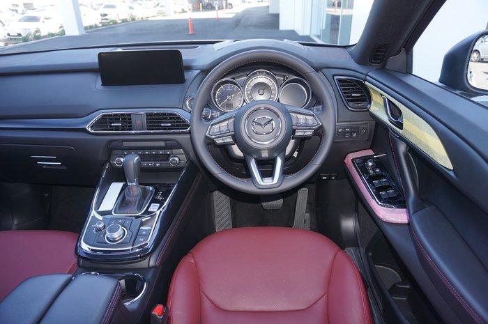 2021 Mazda CX-9 GT SP TC Machine Grey