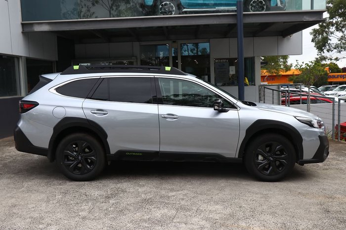 2021 Subaru Outback AWD Sport 6GEN MY21 AWD Silver
