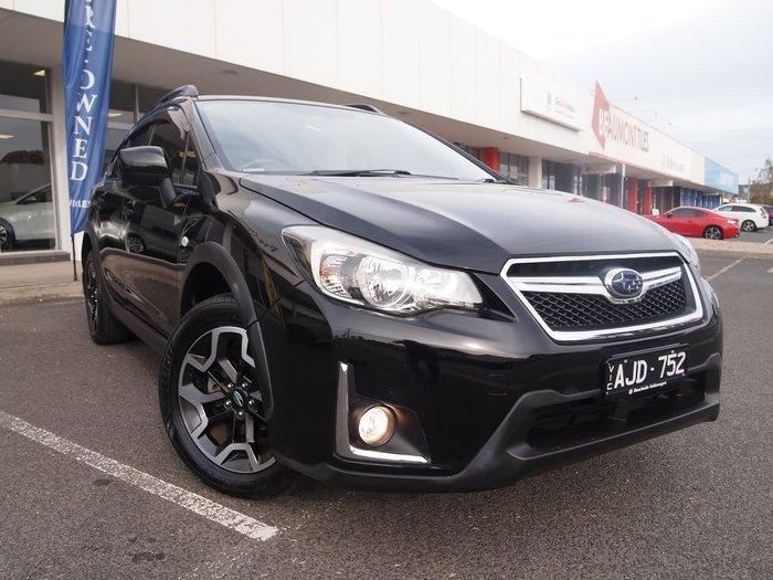 2016 Subaru XV 2.0i G4X MY17 AWD Black