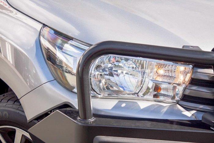 2015 Toyota Hilux SR GUN123R Grey