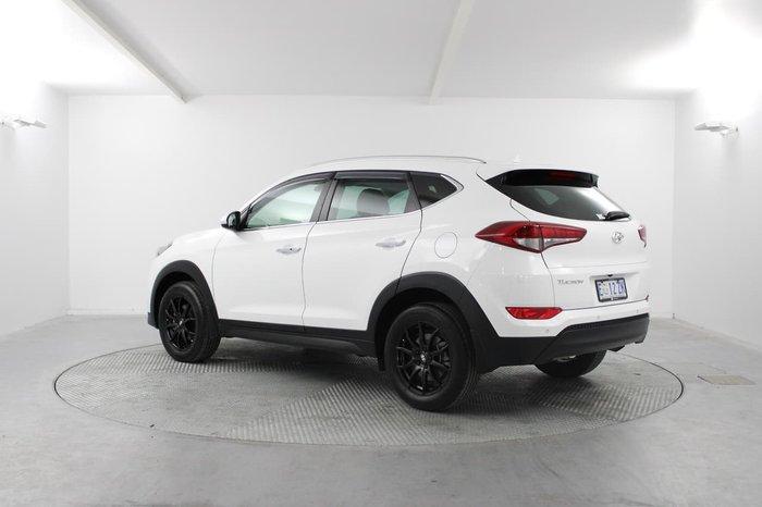 2015 Hyundai Tucson Elite TLe White