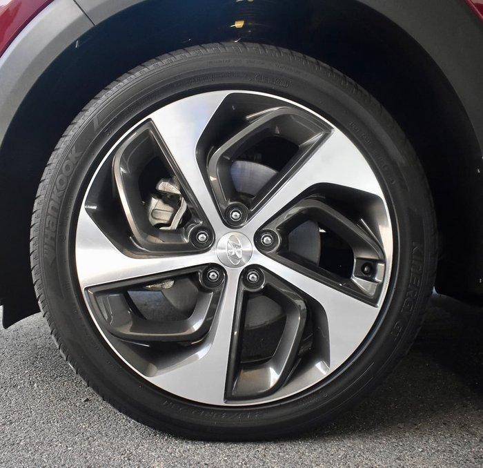 2016 Hyundai Tucson Elite TLe MY17 AWD Red