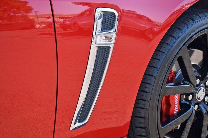 2016 Holden Commodore SS V Redline VF Series II MY16 Redhot