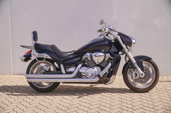 2007 SUZUKI BOULEVARD M109R (VZR1800) Black