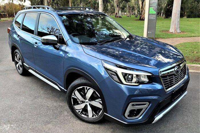 2019 Subaru Forester 2.5i-S S5 MY19 AWD Horizon Blue