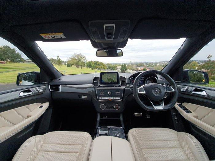 2016 Mercedes-Benz GLS-Class GLS63 AMG X166 Four Wheel Drive White