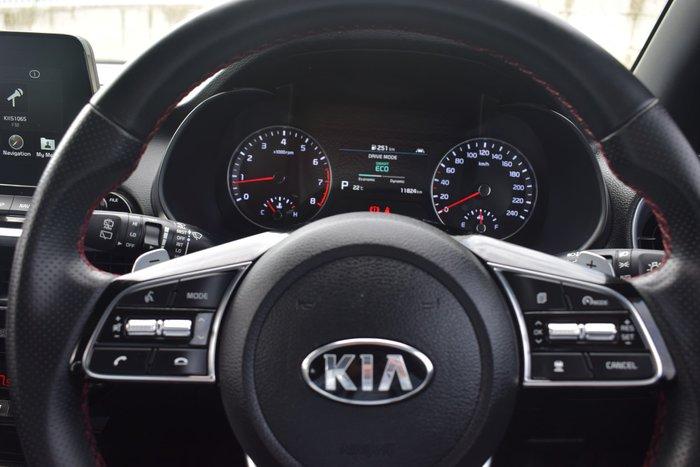 2019 Kia Cerato GT BD MY20 Silky Silver