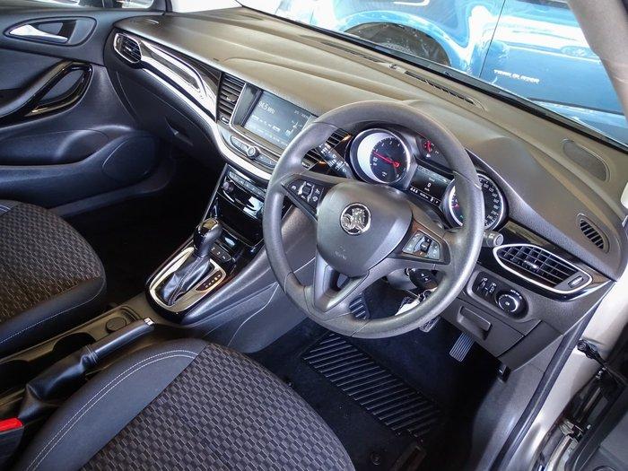 2017 Holden Astra R BK MY17 Grey