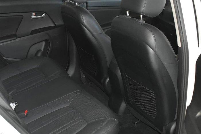 2011 Kia Sportage Platinum SL 4X4 On Demand White