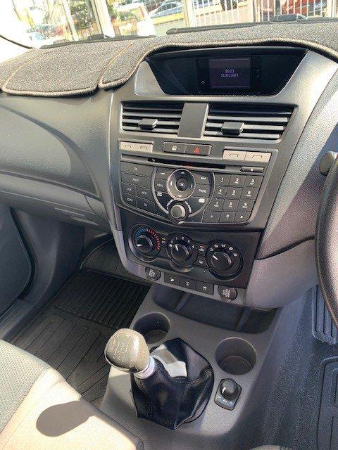 2017 Mazda BT-50 XT UR 4X4 Dual Range Titanium Flash