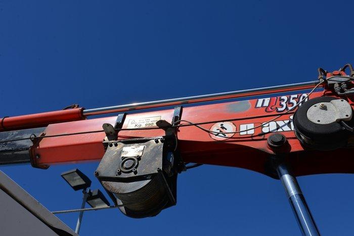 2010 MITSUBISHI CANTER 7/800 WHITE