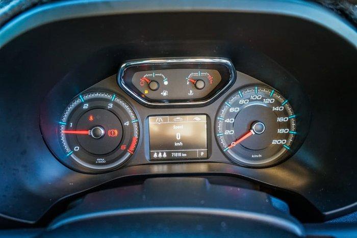 2017 Holden Colorado LTZ RG MY17 4X4 Dual Range Summit White