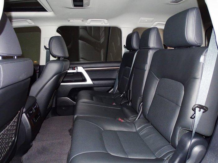 2021 Toyota Landcruiser VX VDJ200R 4X4 Dual Range Silver Pearl