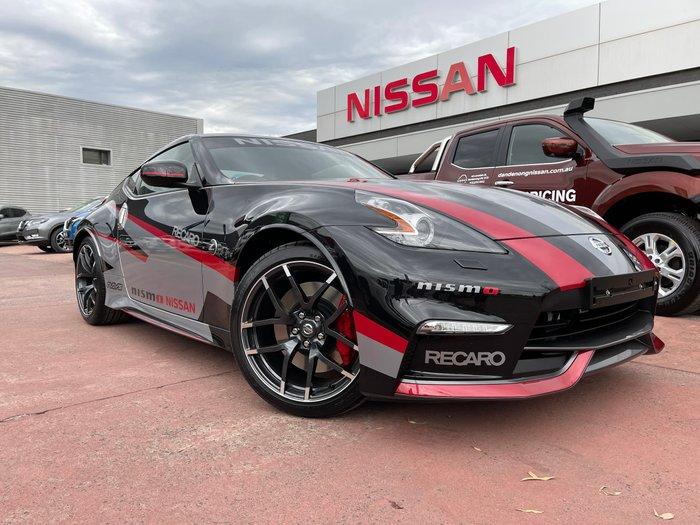 2021 Nissan 370Z NISMO