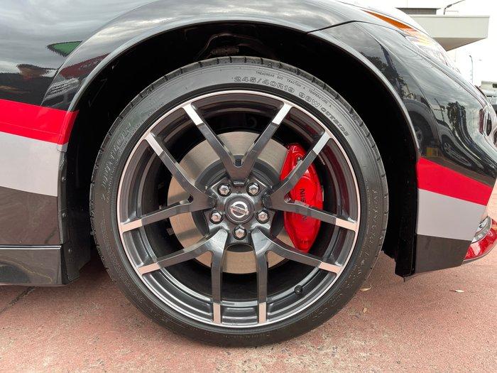 2021 Nissan 370Z NISMO Z34 MY20 Diamond Black