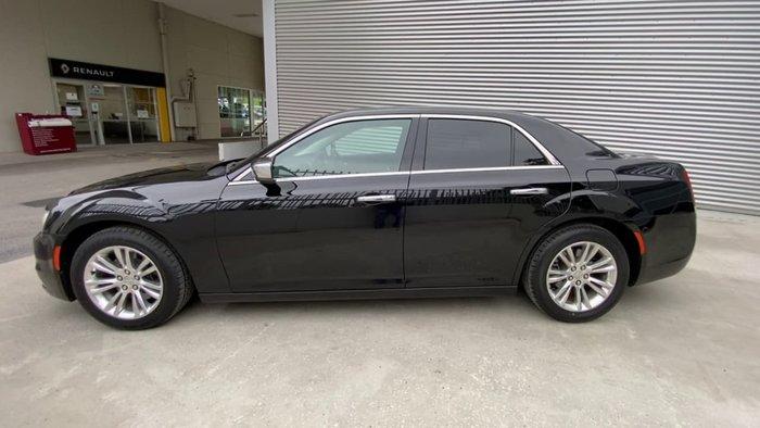 2015 Chrysler 300 C LX MY14 Black