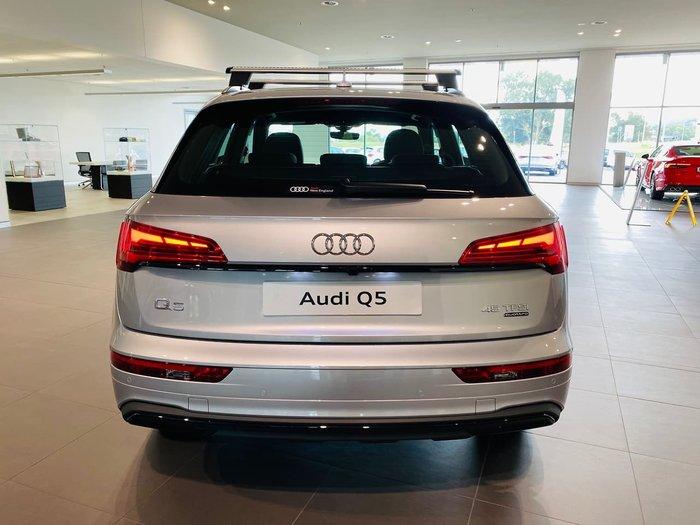 2020 Audi Q5 45 TFSI Sport FY MY21 4X4 On Demand Silver