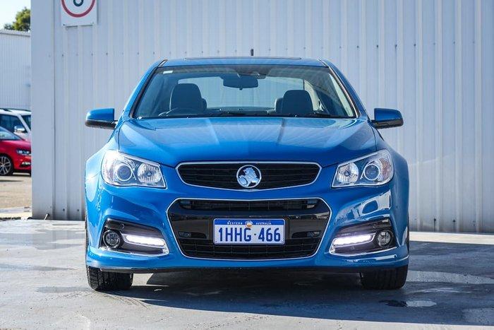 2013 Holden Commodore SS V Redline VF MY14 Perfect Blue