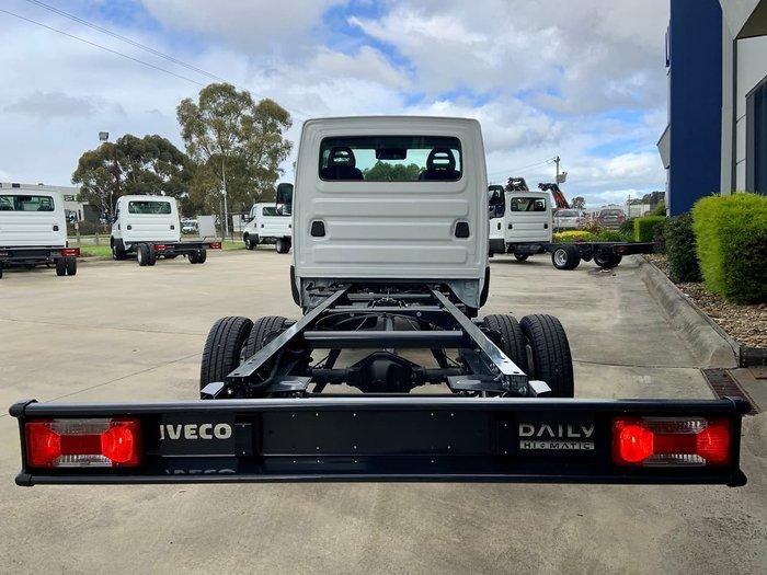 2021 IVECO DAILY 45C17 AUTO White