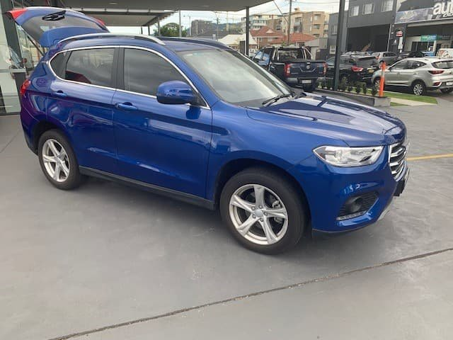 2020 Haval H2 LUX MY20 Blue Sapphire