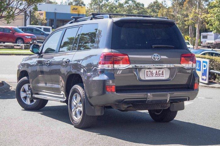 2020 Toyota Landcruiser GXL VDJ200R 4X4 Dual Range Grey