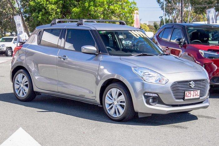 2019 Suzuki Swift GL AZ Silver