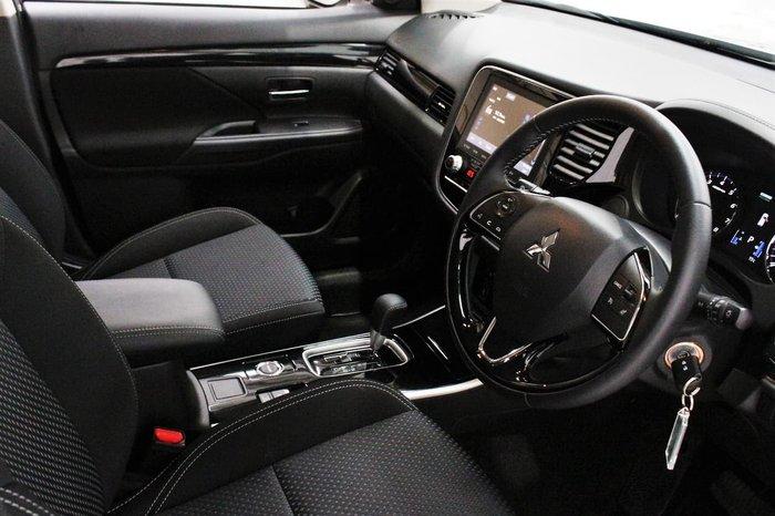 2019 Mitsubishi Outlander ES ZL MY20 AWD Silver