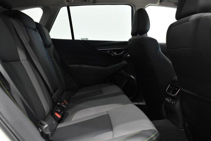 2021 Subaru Outback AWD Sport 6GEN MY21 AWD Crystal White
