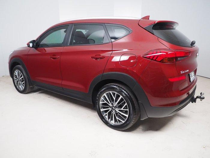 2019 Hyundai Tucson Active X TL4 MY20 Burgundy