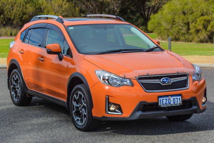 2016 Subaru XV 2.0i-S G4X MY16 AWD Tangerine Orange