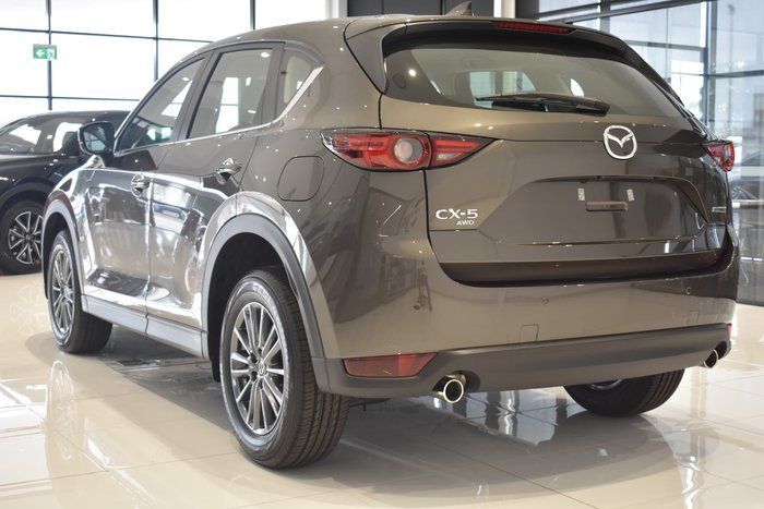 2020 Mazda CX-5 Maxx Sport KF Series Titanium Flash